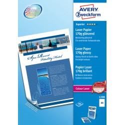 Avery Zweckform 1298 fényes fotópapír 170g - os  A4