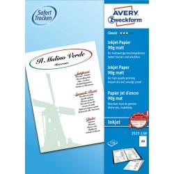 Avery Zweckform 2577-150 matt papír 90g - os  A4