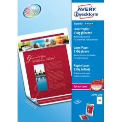 Avery Zweckform 2598-200 kétoldalas fényes papír 150g - os A4