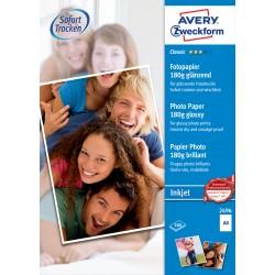 Avery Zweckform 2496 fényes fotópapír 180g - os A4