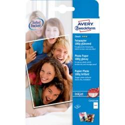 Avery Zweckform C2522-60 fényes fotópapír 180g - os 10x15cm