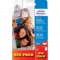 Avery Zweckform C2570-100 fényes fotópapír 180g - os 10x15cm