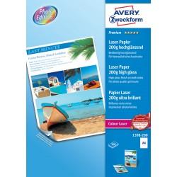 Avery Zweckform 1398-200 fényes fotópapír 200g -os A4