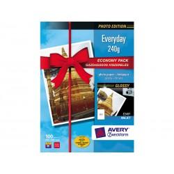 Economy E2497 fényes fotópapír A4 240g 100 ív