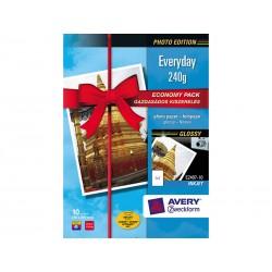 Economy E2497-10 fényes fotópapír A4 240g 10 ív
