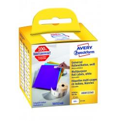 Avery Zweckform ASS0722540 tekercses öntapadó címke, thermo nyomtatóhoz 32 x 57 mm