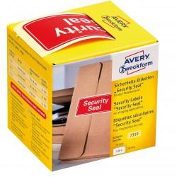 """Avery Zweckform 7310 biztonsági zárócímke """"Security Seal"""""""