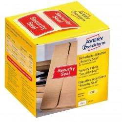 """Avery Zweckform 7311 biztonsági zárócímke """"Security Seal"""""""