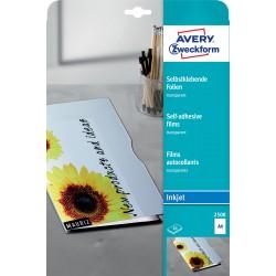 Avery Zweckform 2500 öntapadó fólia tintasugaras nyomtatóhoz